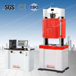 WAW-600D微机控制电液伺服万能试验机